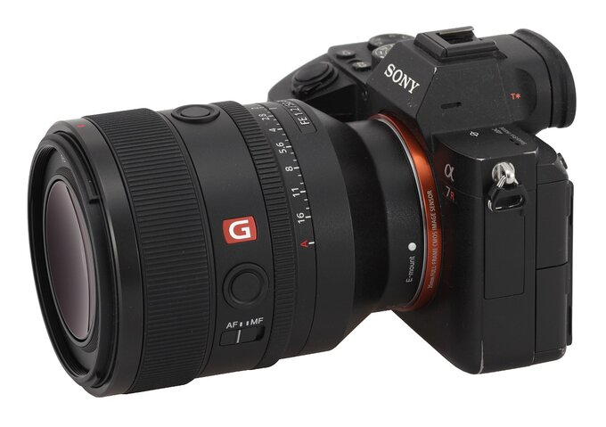 Sony FE 50 mm f/1.2 GM - Introduction