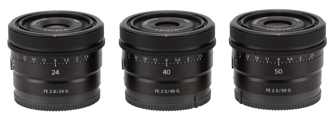 Sony FE 24 mm f/2.8 G - Introduction