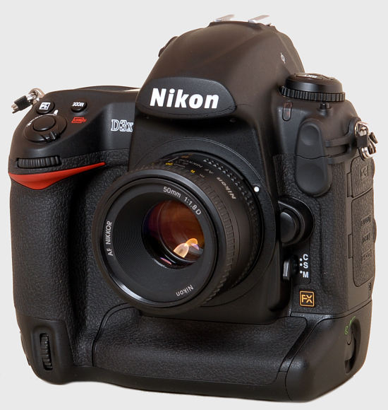 Nikon Nikkor AF 50 mm f/1.8D - Introduction
