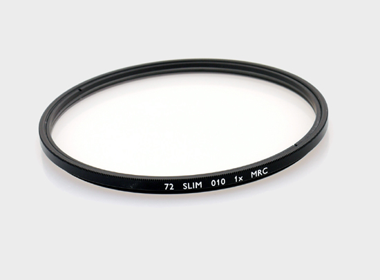 UV filters test - B+W 72mm 010M UV-Haze MRC Slim