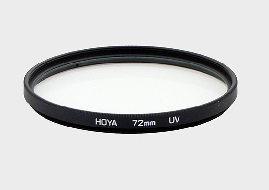 UV filters test - Hoya 72 mm UV G - Series