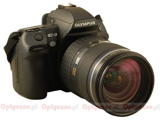 Olympus Zuiko Digital ED 14-35 mm f/2.0 SWD - Introduction