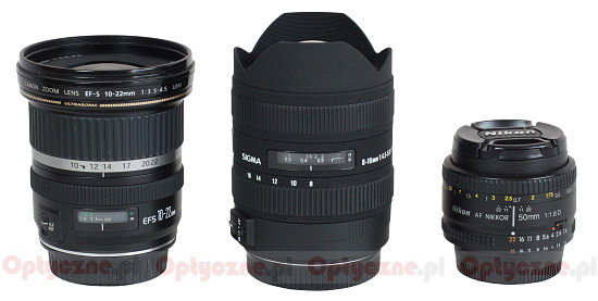 Sigma 8-16 mm f/4.5-5.6 DC HSM - Build quality