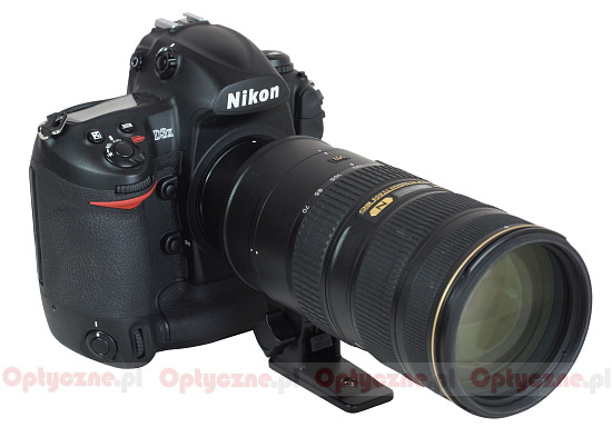 Nikon Nikkor AF-S 70-200 mm f/2.8G ED VR II - Introduction