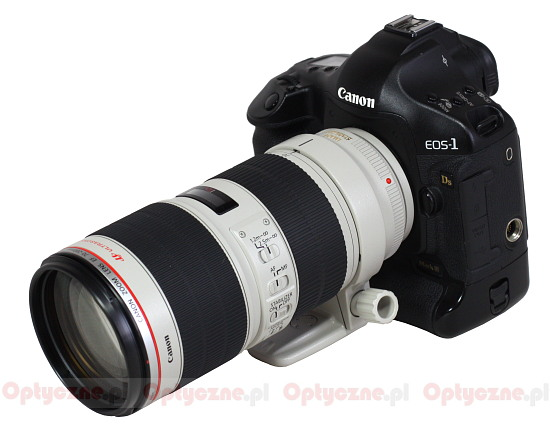 Canon EF 70-200 mm f/2.8L IS II USM - Introduction