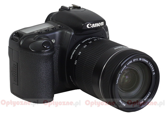 Canon EF-S 18-135 mm f/3.5-5.6 IS - Introduction