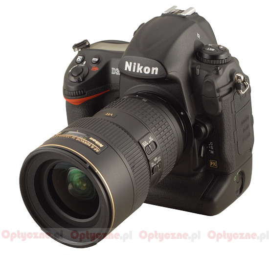 Nikon Nikkor AF-S 16-35 mm f/4G ED VR - Introduction