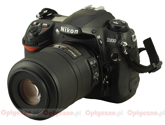 Nikon Nikkor AF-S DX Micro 85 mm f/3.5G ED VR - Introduction