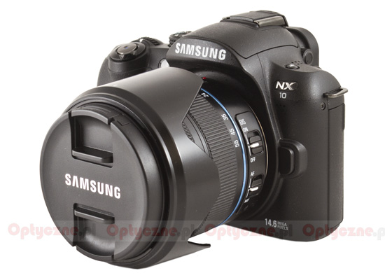 Samsung NX 18-55 mm f/3.5-5.6 OIS - Introduction