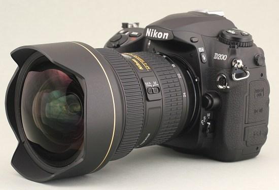 Nikon Nikkor AF-S 14-24mm f/2.8G ED lens test / review by