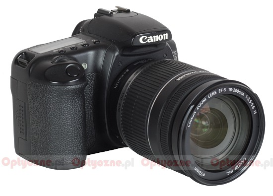 Canon EF-S 18-200 mm f/3.5-5.6 IS - Introduction