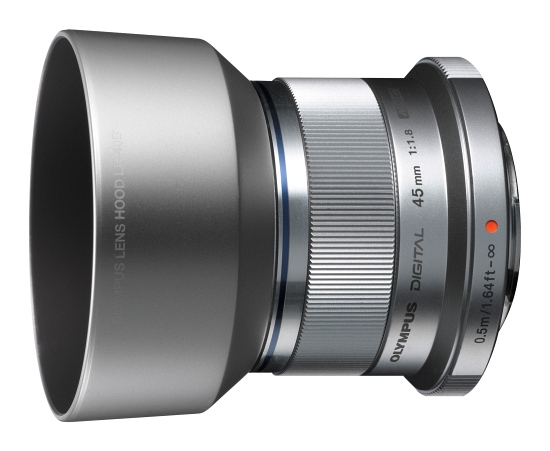 Olympus M.Zuiko Digital 45 mm f/1.8 - Build quality