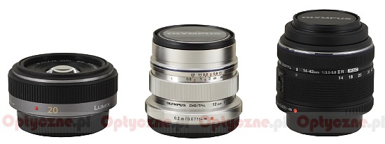 Olympus M.Zuiko Digital 12 mm f/2.0 ED - Build quality
