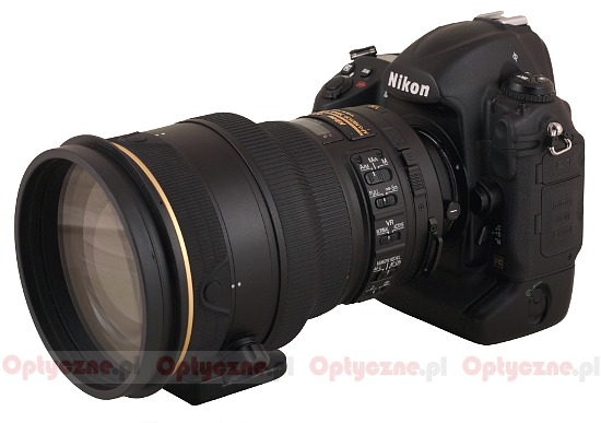 Nikon Nikkor AF-S 200 mm f/2G ED VRII - Introduction