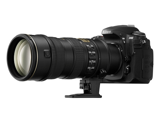 Nikon Nikkor AF-S 70-200 mm f/2.8G IF-ED VR - Introduction