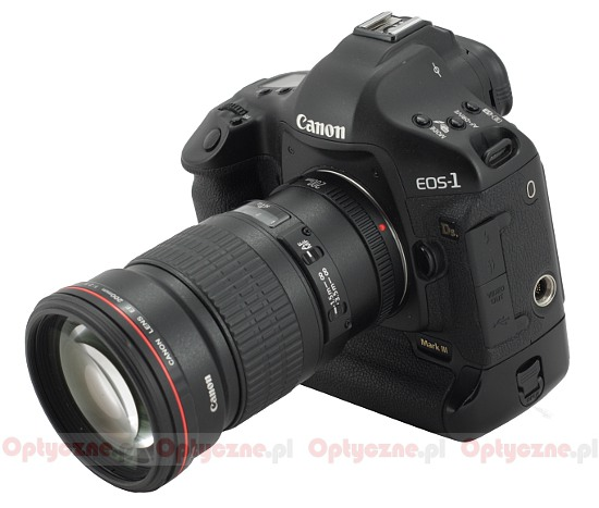 Canon EF 200 mm f/2.8L II USM - Introduction