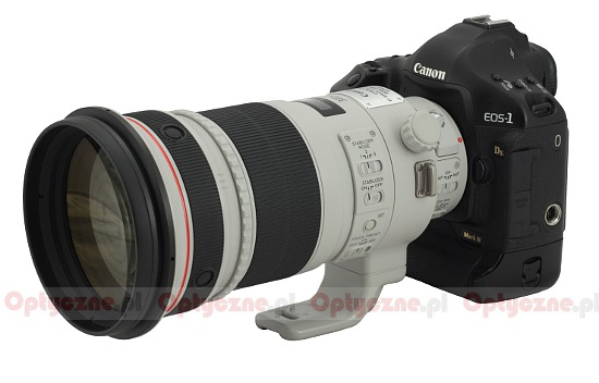 Canon EF 300 mm f/2.8 L IS II USM - Introduction