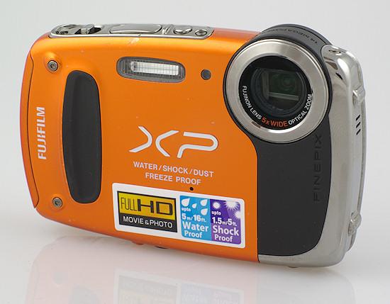 waterproof cameras test 2012 part i fujifilm finepix xp50 rh lenstip com Fuji XP 60 Manual Fujifilm FinePix XP