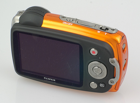 Waterproof cameras test 2012 - part I - Fujifilm FinePix XP50