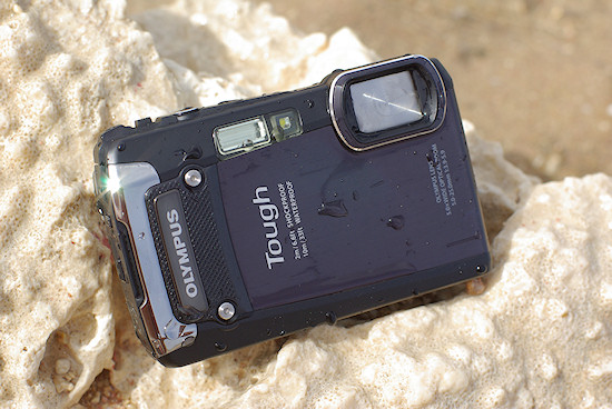 Waterproof cameras test 2012 - part I - Olympus Tough TG-820