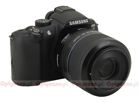 Samsung NX 60 mm f/2.8 Macro ED OIS SSA - Introduction