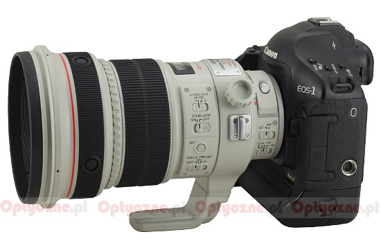 Canon EF 200 mm f/2.0L IS USM - Introduction