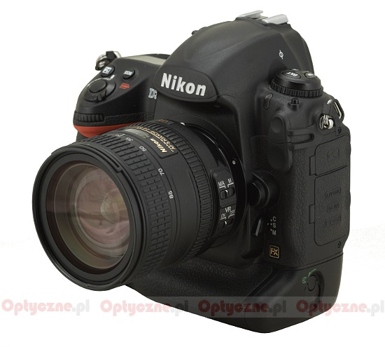 Nikon Nikkor AF-S 24-85 mm f/3.5-4.5G ED VR - Introduction