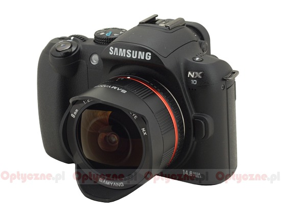 Samyang 8 mm f/2.8 UMC Fisheye - Introduction