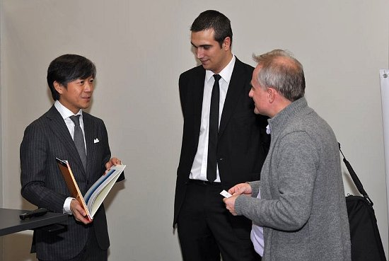 Interview with Kazuto Yamaki - CEO of  Sigma Corporation - Warsaw, November 2012