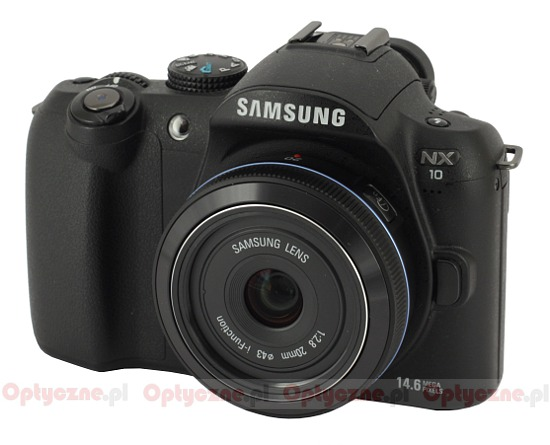 Samsung NX 20 mm f/2.8 - Introduction