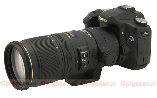 Sigma 50-150 mm f/2.8 APO EX DC OS HSM - Introduction