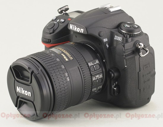 Nikon Nikkor AF-S DX 16-85 mm f/3.5-5.6G ED VR - Introduction