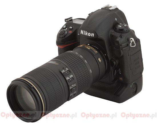 Nikon Nikkor AF-S 70-200 mm f/4.0G ED VR - Introduction
