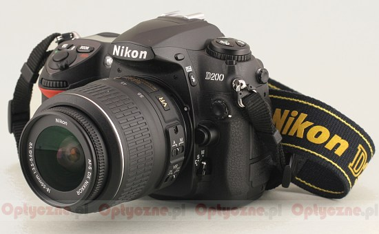 Nikon Nikkor AF-S DX 18-55 mm f/3.5-5.6G VR - Introduction