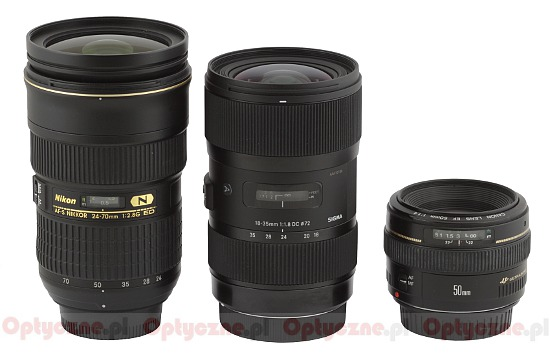 Sigma A 18-35 mm f/1.8 DC HSM  - Build quality