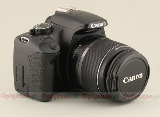 Canon EF-S 18-55 mm f/3.5-5.6 IS - Introduction