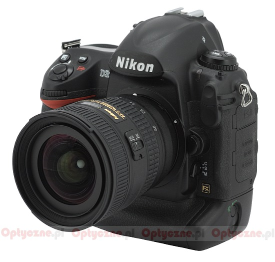 Nikon Nikkor AF-S 18-35 mm f/3.5-4.5G ED - Introduction