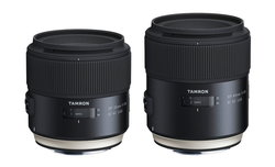 Tamron SP 35 mm f/1.8 and 45 mm f/1.8 sample images