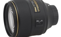 What is the focal length of the Nikkor AF-S 105 mm f/1.4E ED?