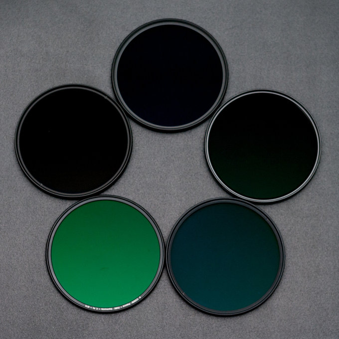 Polarizing filters test 2015