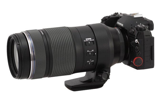 Olympus M.Zuiko Digital ED 100-400 mm f/5.0-6.3 IS  – first impressions